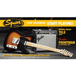 Squier Affinity Series Telecaster Pack  BSB