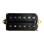 "DiMarzio Air Classic Bridge ""F-spaced"" nero - DP191FBK"