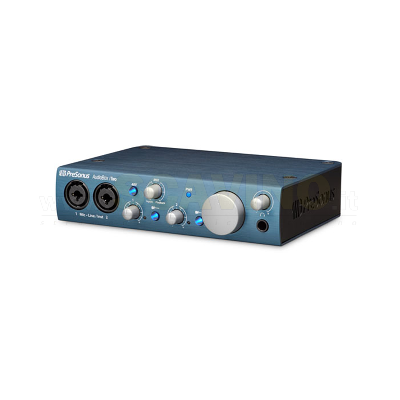 Presonus Audiobox iTWO interfaccia audio