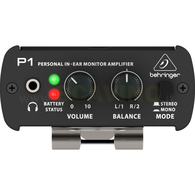 Behringer P1 POWERPLAY In-Ear Monitoring
