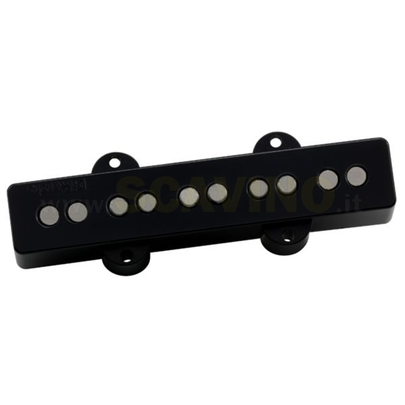 DiMarzio Ultra Jazz 5 Bridge nero - DP548BK