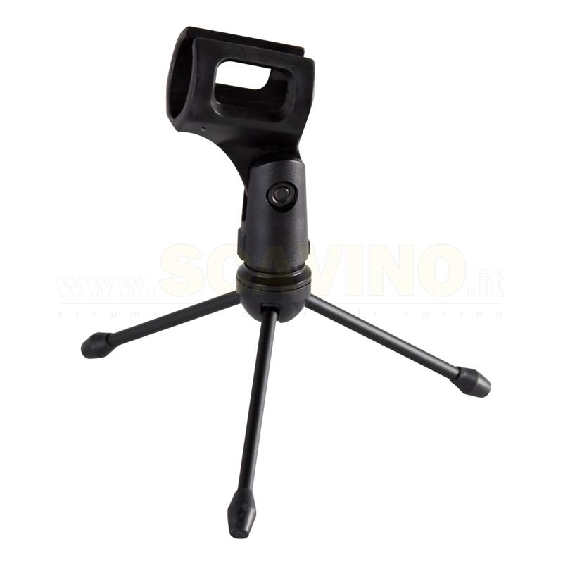 Gator gfw mic 0251 mini stand da tavolo a treppiede per microfono wireless supporti leggii palco - Microfono da tavolo wireless ...