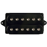 "DiMarzio Breed Bridge ""F-spaced"" nero - DP166FBK"