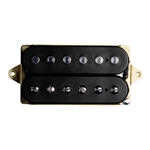 "DiMarzio EJ Custom Bridge ""F-spaced"" nero - DP212FBK"