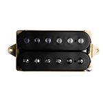 "DiMarzio EJ Custom Neck ""F-spaced"" nero - DP211FBK"