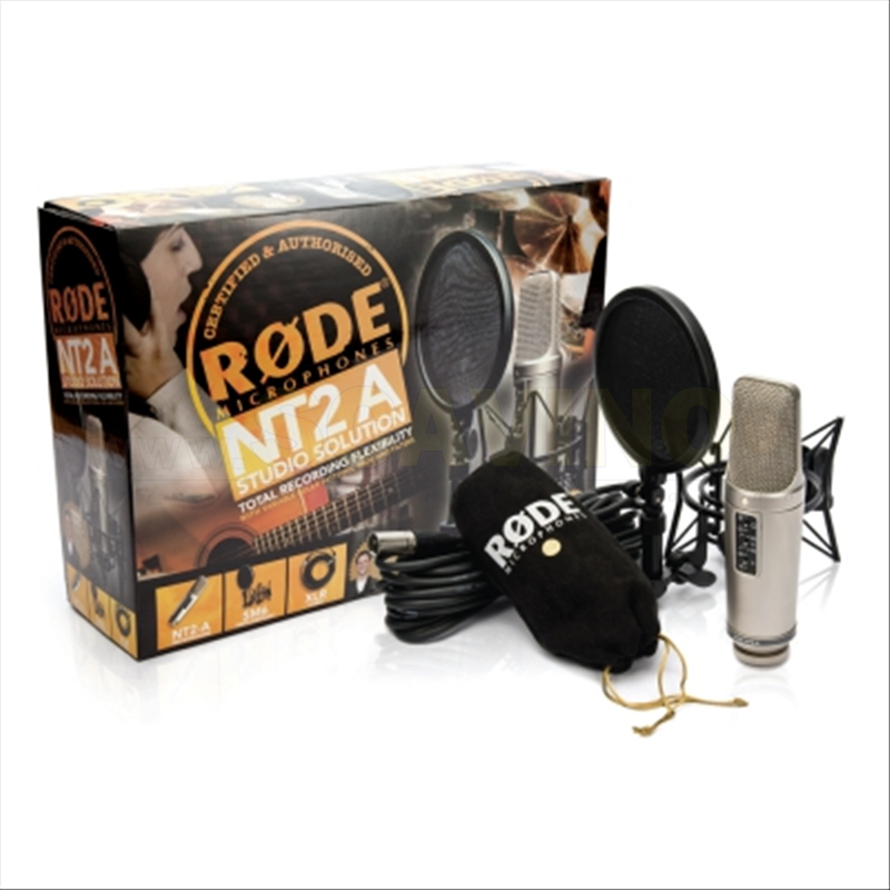Rode NT2A Studio Solution Kit Completo