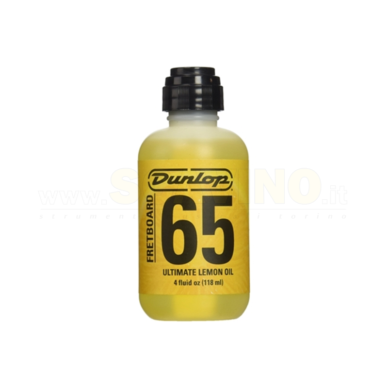 Dunlop 6554 Lemon Oil-40z
