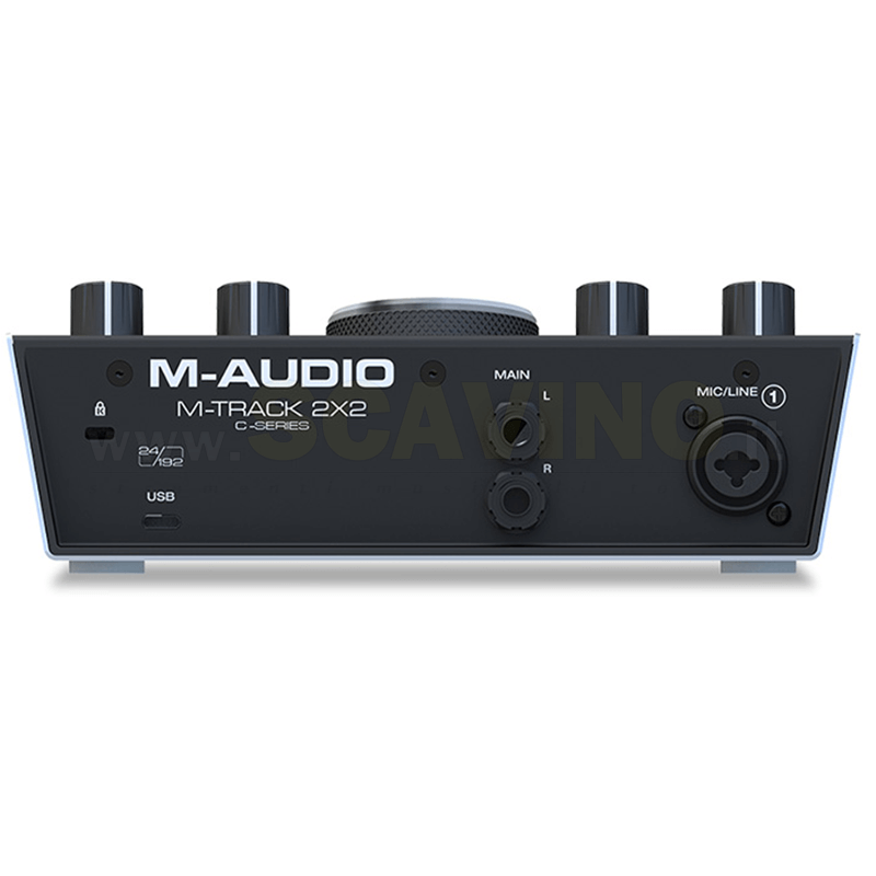 Maudio Mtrack 2X2 Interfaccia Audio USB