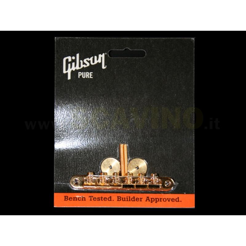 Gibson ABR-1 Tune-O-Matic Bridge Gold PBBR-020
