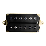 "DiMarzio Illuminator Neck ""F-spaced"" nero - DP256FBK"