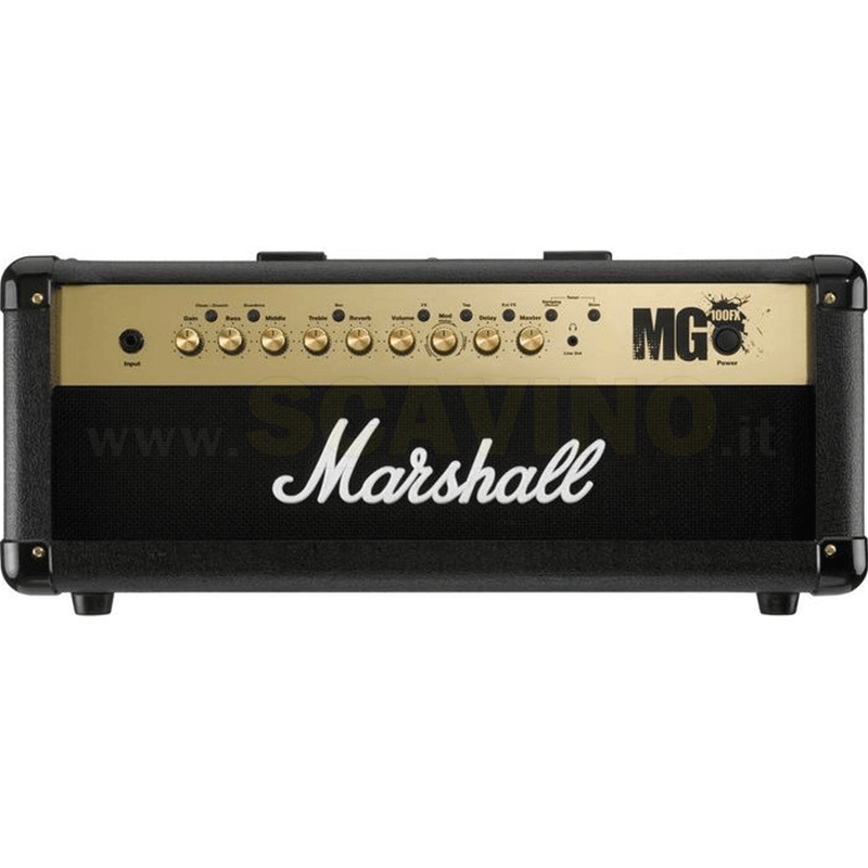 Marshall MG100HFX Head 100W 2CH