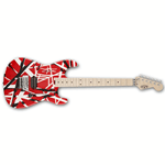 EVH STRIPE RED W BLK STR 5107902503