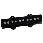 DiMarzio Ultra Jazz 5 Neck nero - DP547BK