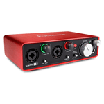 Focusrite Scarlett 2i2 (2nd Generation) Scheda Audio USB