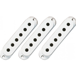 Fender Pickup Covers White Strat( 3) 0992034000