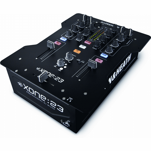 allen heath xone 23 mixer dj 2 canali analogico dj mixer. Black Bedroom Furniture Sets. Home Design Ideas