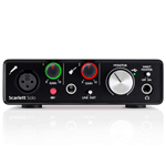 Focusrite Scarlett Solo (2nd Generation) interfaccia audio USB con ingresso microfonico XLR