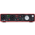 Focusrite Scarlett 2i4 (2nd Gen) Interfaccia Audio USB