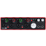 Focusrite Scarlett 18i8 (2nd Gen) Interfaccia audio 18 ingressi e 18 uscite