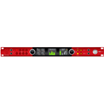 Focusrite Red 8 Pre Interfaccia audio 64 ingressi e 64 uscite con connettività dante thunderbold2
