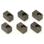 Floyd Rose FRO-SLIB - Set 6 grani blocca corde Ponti Authentic Floyd Rose Serie Original - Nero