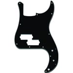 Parts Planet PB BWB - Battipenna per basso tipo Precision Bass - Nero