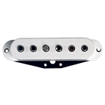 DiMarzio True Velvet Bridge bianco - DP176W