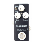 MOSKY BLACK RAT MINI PEDAL EFFECT