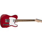 Squier Affinity Series Telecaster Metallic red  Rosewood