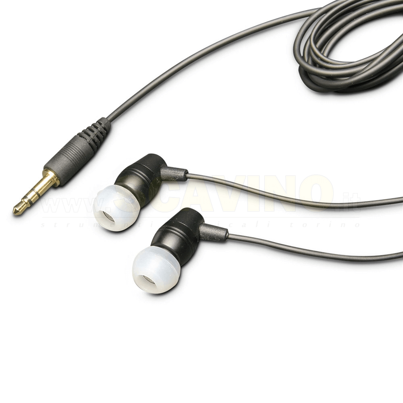 LD SYSTEMS IEHP1 Cuffie in-ear professionali nere