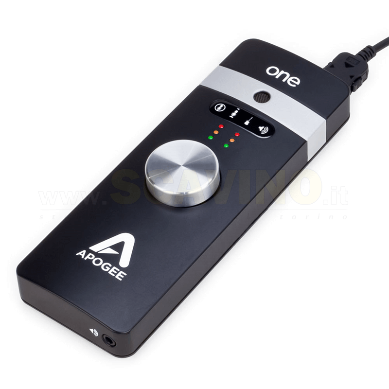 Apogee One Interfaccia Audio USB per Ipad e Mac
