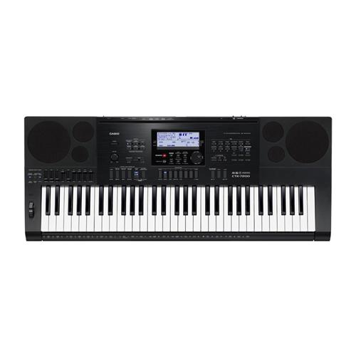 Casio ctk7200 tastiera dimanica 61 tasti completa di accompagnamenti automatici tastiere 61 tasti - Tastiera del letto ...