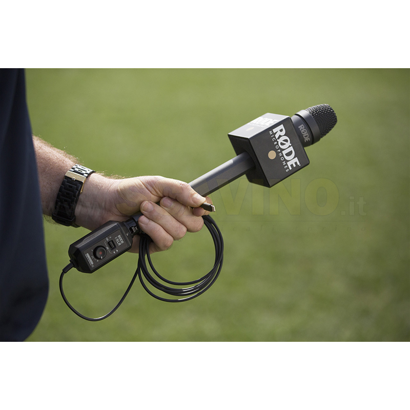 Rode iXLR Adattatore Digitale XLR per Apple