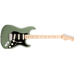 Fender American Pro Stratocaster Maple Neck Antique Olive
