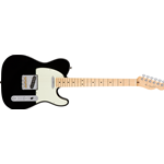 Fender American Pro Telecaster Maple Neck Black