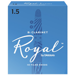 D'Addario Rico Royal Ance per Clarinetto in Sib 2