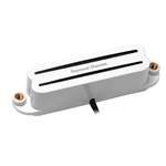 Seymour Duncan SHR-1b Hot Rails for Strat Bridge White