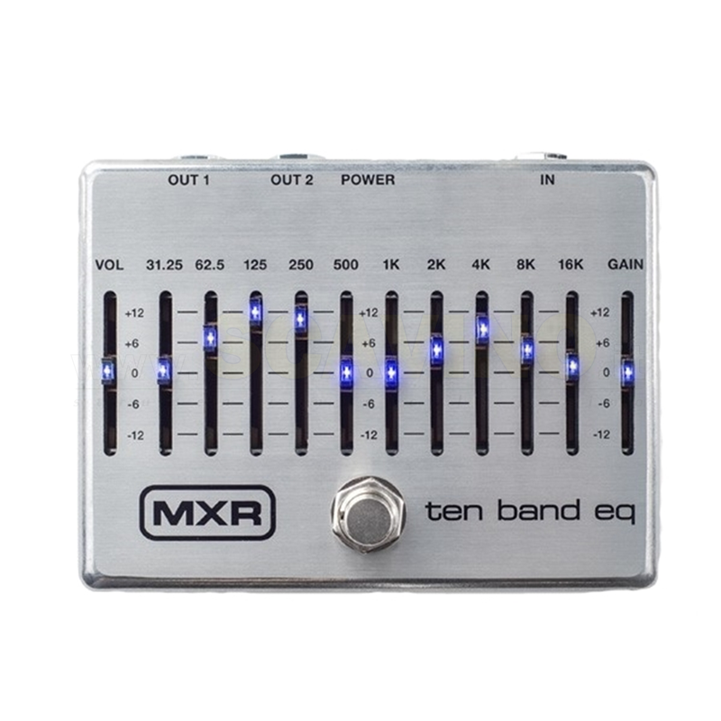 MXR M108S MXR Ten Band Eq