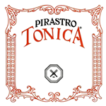 Pirastro TONICA Corda Violino Set  Medium