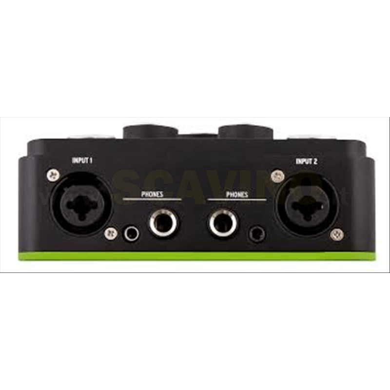 Arturia AudioFuse Black Interfaccia audio Usb