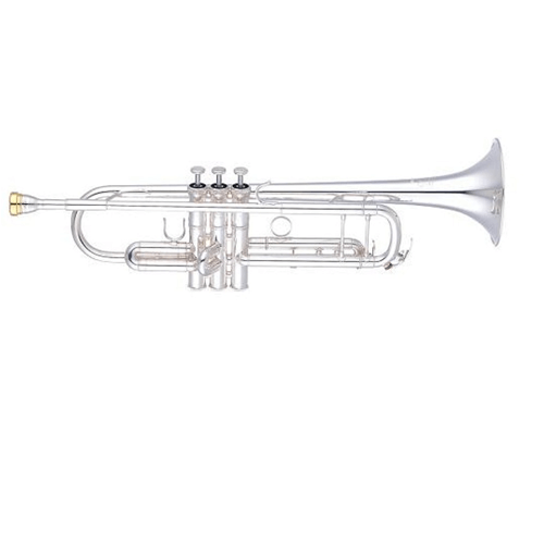 yamaha ytr8335s 04 tromba professionale custom argentata