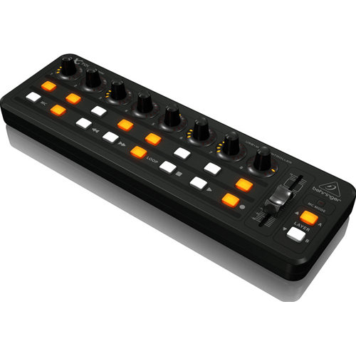 e3e08edaf45 BEHRINGER X-TOUCH MINI DAW Controllers
