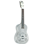 LAX UKULELE DOBRO BODY IN METALLO RU-998