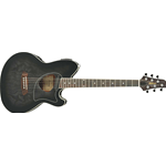 Ibanez TCM50-TKS - Transparent Black Sunburst Gloss