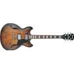 Ibanez ASV10A-TCL - Distressed - Tobacco Burst low gloss
