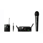 AKG WMS40 Mini Dual Vocal Mix Set D radiomicrofono doppio