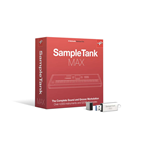 IK Multimedia SampleTank MAX - bundle SampleTank per MAC e PC