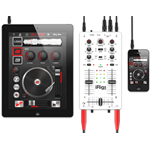 IK Multimedia iRig MIX - Interfaccia audio mixer per sistemi Android, iOS, PC e MAC