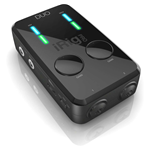 IK Multimedia iRig PRO Duo Interfaccia audio per Android, iOS, PC e MAC