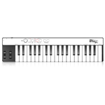 IK Multimedia iRig Keys - Mini master keyboard a 37 tasti per sistemi Android, iOS, PC e MAC